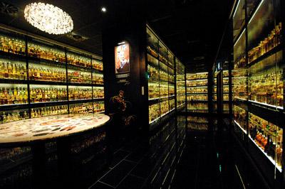 Coleção Claive Vidiz – Scotch Whisky Experience
