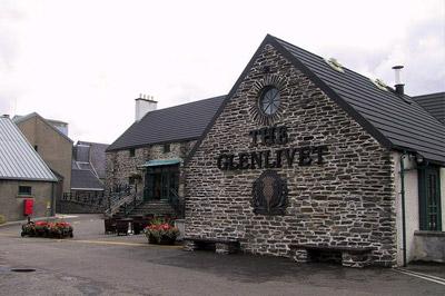 Destilaria Glenlivet