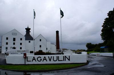 Destilaria Lagavulin