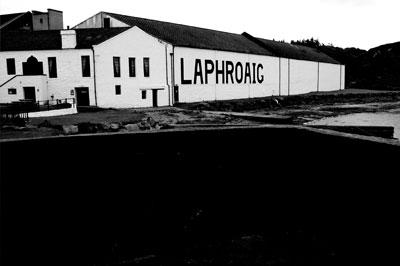 Destilaria Laphroaig
