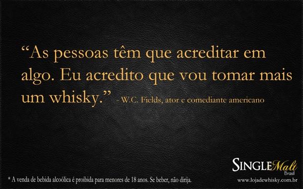 Frases & Pensamentos de Whisky